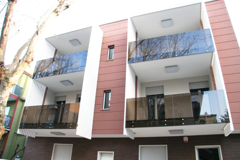 Esterni Residence Opera - Rimini